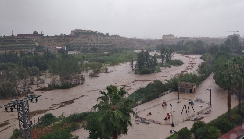 <span style='color:#780948'>ARCHIVED</span> - Molina de Segura and Ricote valley towns seek catastrophe status after gota fría flooding