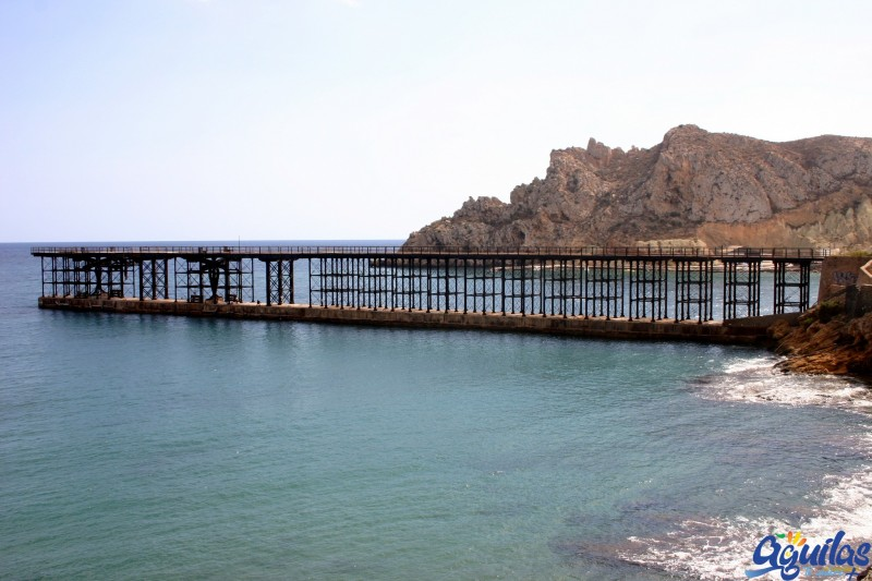<span style='color:#780948'>ARCHIVED</span> - Sunday 24th November FREE guided route of the railways tour in Águilas (Spanish language)