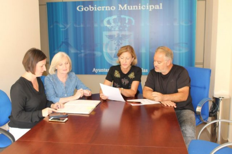 <span style='color:#780948'>ARCHIVED</span> - Águilas Town Hall initiates project to create pet cemetery