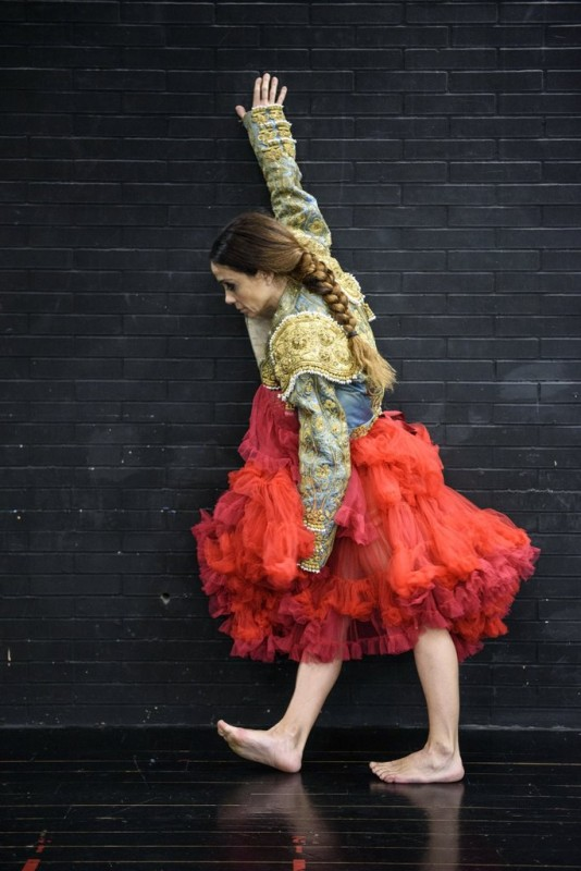 <span style='color:#780948'>ARCHIVED</span> - 22nd to 25th October Cycle of Contemporary Flamenco at the Fundación Cajamurcia in Murcia