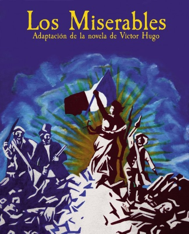 <span style='color:#780948'>ARCHIVED</span> - 10th November, Sale el Sol, a tribute to Les Misérables at the Auditorio Infanta Elena in Águilas