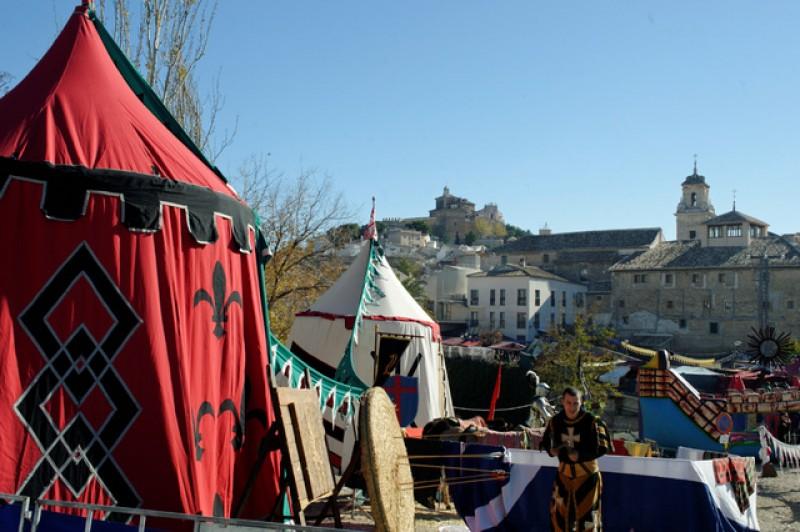 <span style='color:#780948'>ARCHIVED</span> -  6th, 7th and 8th December Mediaeval market in Caravaca de la Cruz
