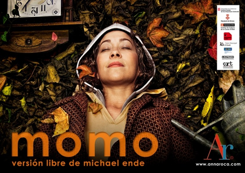 <span style='color:#780948'>ARCHIVED</span> - Sunday 1st December Momo; Theatre in Águilas