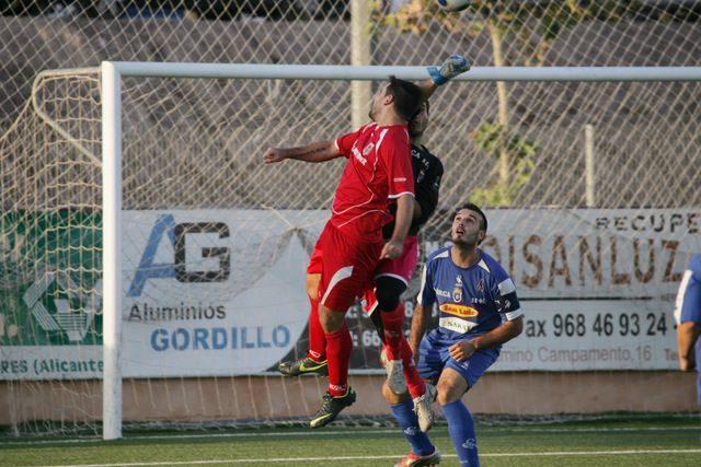 <span style='color:#780948'>ARCHIVED</span> - La Hoya Lorca CF 3 Mazarron FC 0