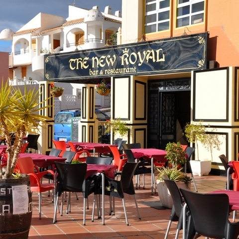 <span style='color:#780948'>ARCHIVED</span> - 2nd November G nT at The New Royal, Puerto de Mazarron