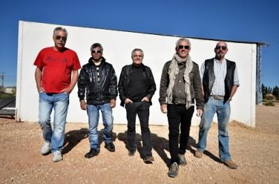 <span style='color:#780948'>ARCHIVED</span> - 7th December, Classic Rock Band at The New Royal, Puerto de Mazarron
