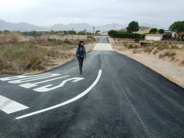 <span style='color:#780948'>ARCHIVED</span> - 340,000 euros improving roads in Mazarron municipality