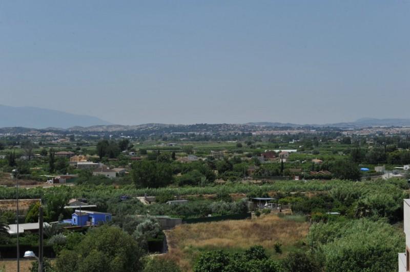 The Alcazaba – Mirador del Castillo viewing point at the site of the castile in Molina de Segura
