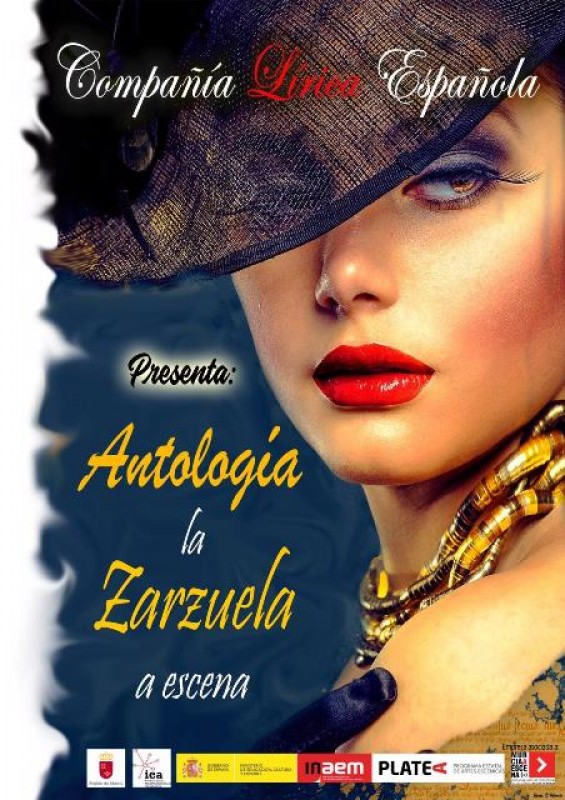 Saturday 25th January Águilas Anthology of Zarzuelas