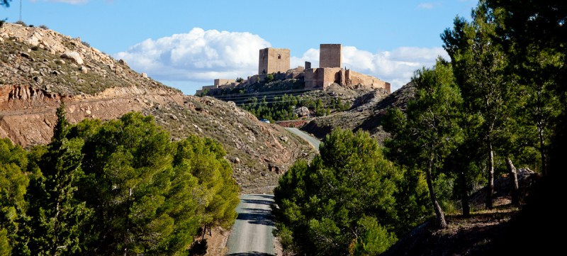 <span style='color:#780948'>ARCHIVED</span> - Bargain lunch and castle entry Lorca Monday to Friday for just 15 euros