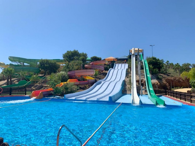 <span style='color:#780948'>ARCHIVED</span> -  Terra Natura Murcia waterpark opens with extended hours