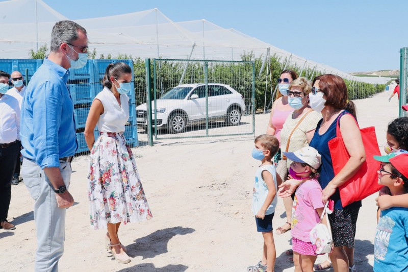 <span style='color:#780948'>ARCHIVED</span> - King and Queen of Spain visit Murcia and Cieza on Tuesday