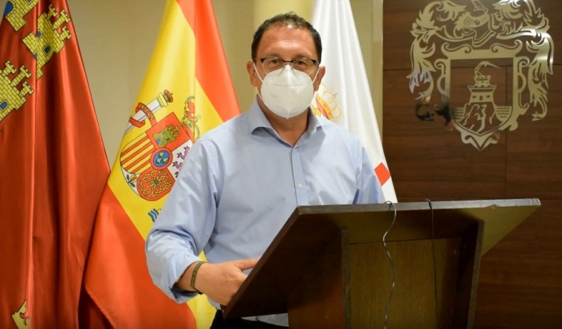 <span style='color:#780948'>ARCHIVED</span> -   Outbreak in Mazarrón catastrophic says the Mayor