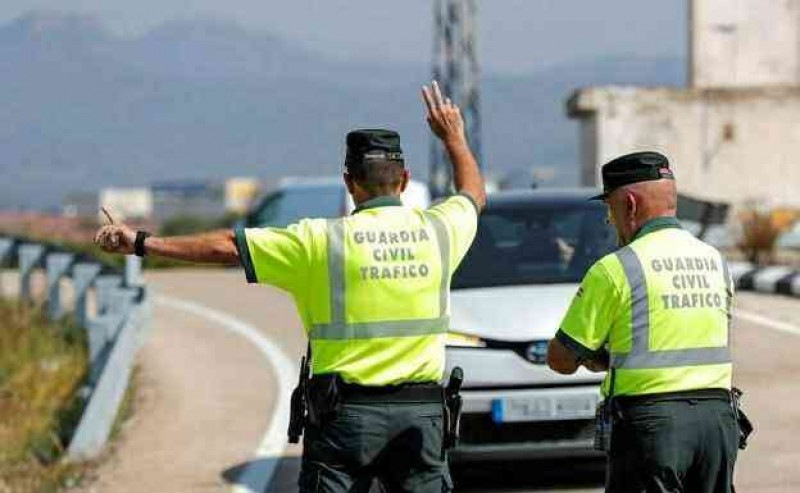 Transport restrictions prolonged for a further month in Murcia Region