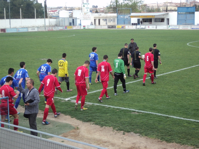 <span style='color:#780948'>ARCHIVED</span> - Mazarrón return to winning ways