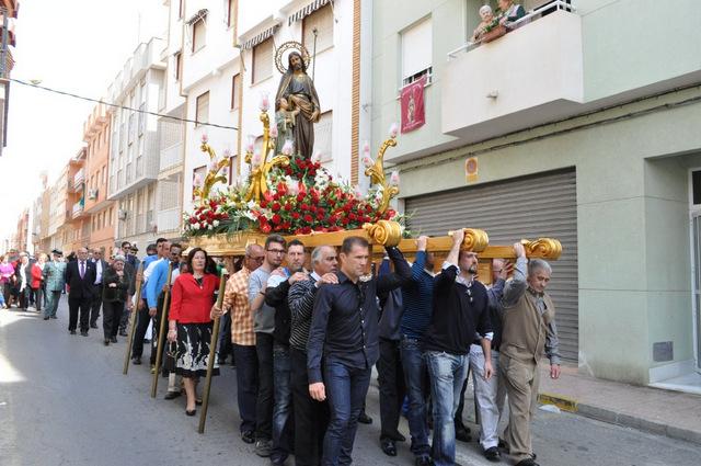 <span style='color:#780948'>ARCHIVED</span> - Puerto de Mazarron concludes annual fiestas in honour of San Jose