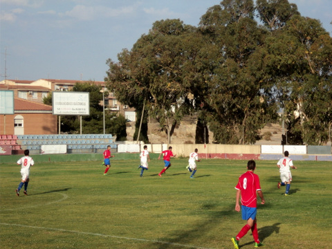 <span style='color:#780948'>ARCHIVED</span> - Mazarron totally dominated Moratalla to win 6-1