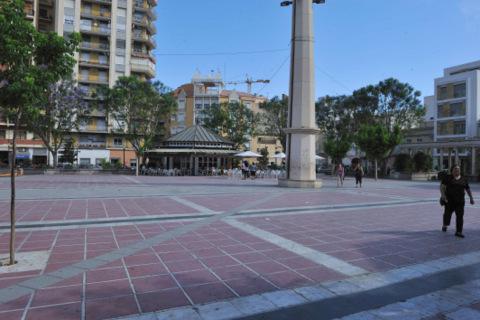 Plaza de España, Cieza
