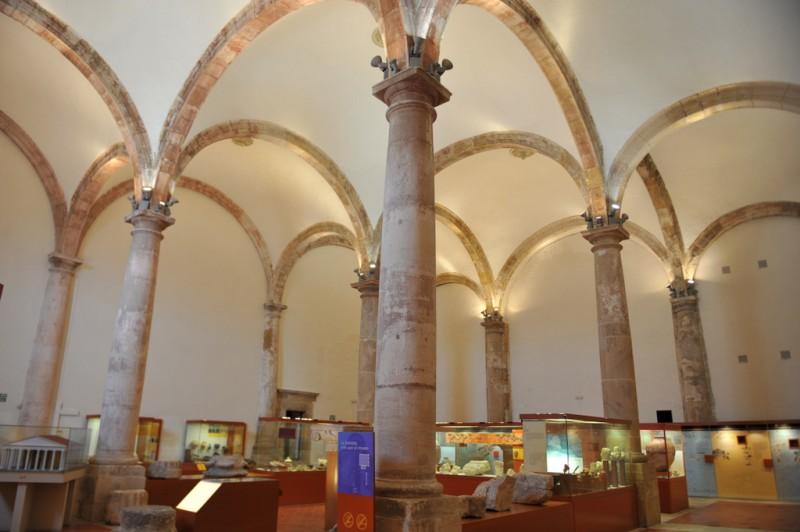 Caravaca de la Cruz, Archaeological Museum Museo Arqueológico municipal de la Soledad