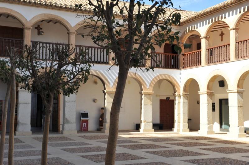 Museo de la Vera Cruz Caravaca de la Cruz