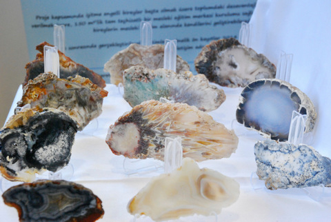Annual National Minerals and Fossils Fair in La Unión