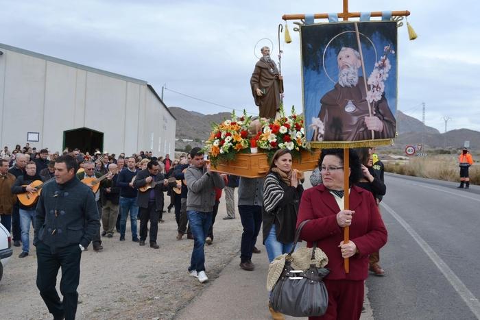 San Antón Abad in Tébar Águilas