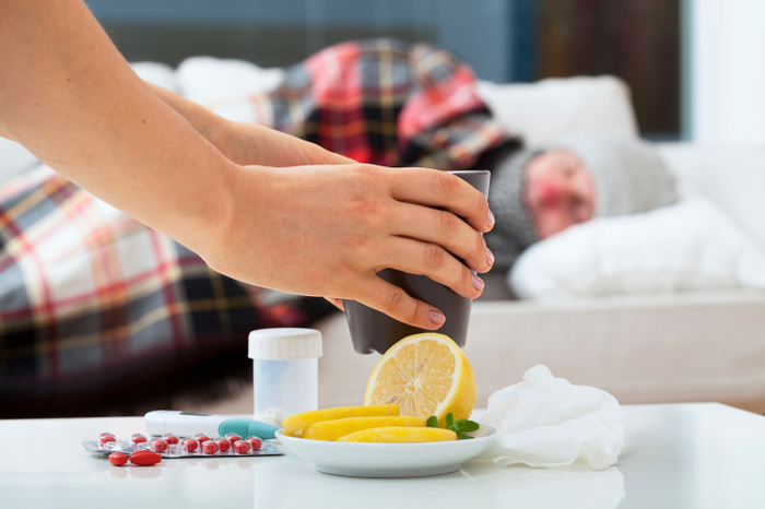 <span style='color:#780948'>ARCHIVED</span> - Flu expected to peak next week as hospitals struggle to cope