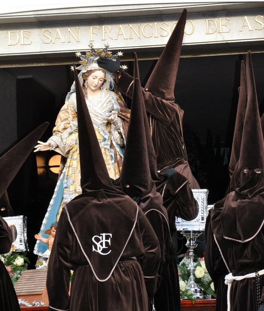 Semana Santa Sabado de Pasion Murcia