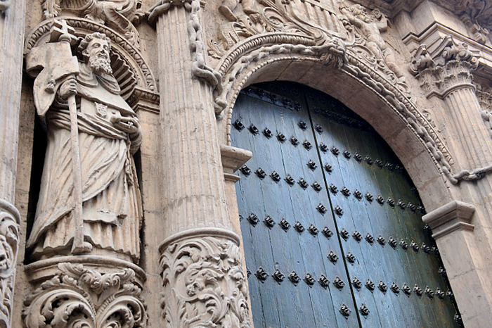 Iglesia de la Merced, a historic church in the centre of Murcia