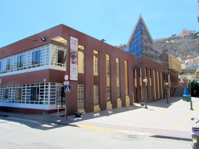 Casa de Cultura Francisco Rabal in Águilas