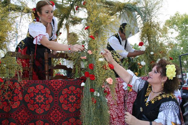 Fiestas de San Isidro in Cehegín