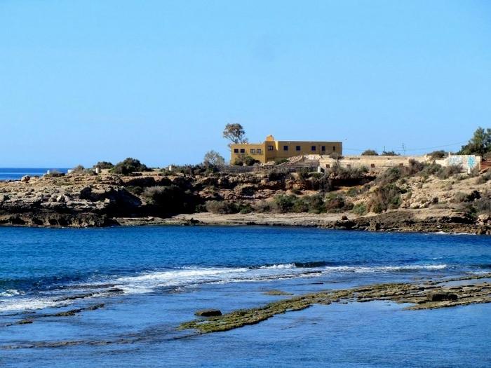 Águilas beaches: Cala de La Herradura
