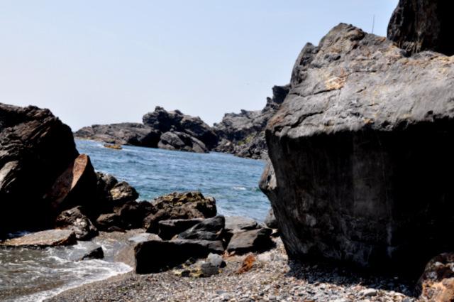 Cartagena beaches: Cala Flores in Cabo de Palos