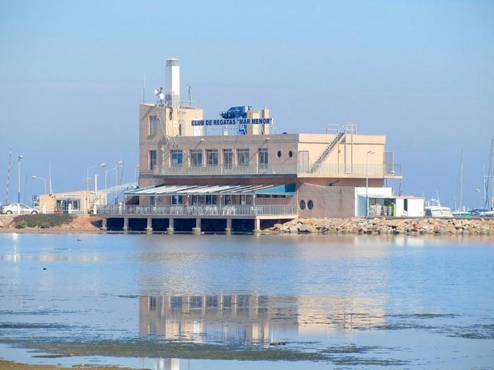 The marina of Los Urrutias