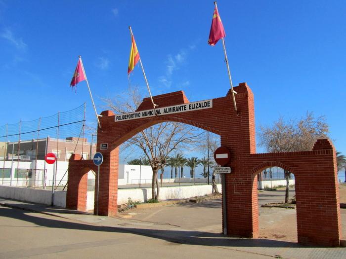 Municipal sports facilities in Los Urrutias