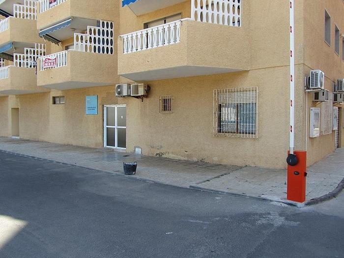 Public health services in Playa Honda