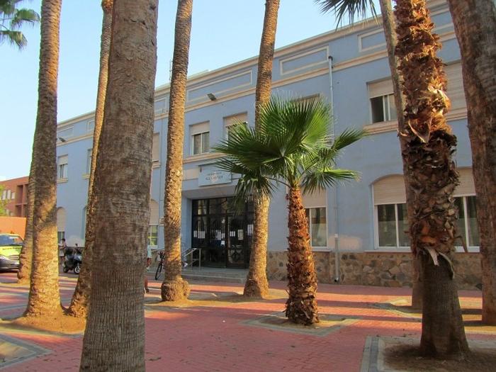 Public medical services in Águilas