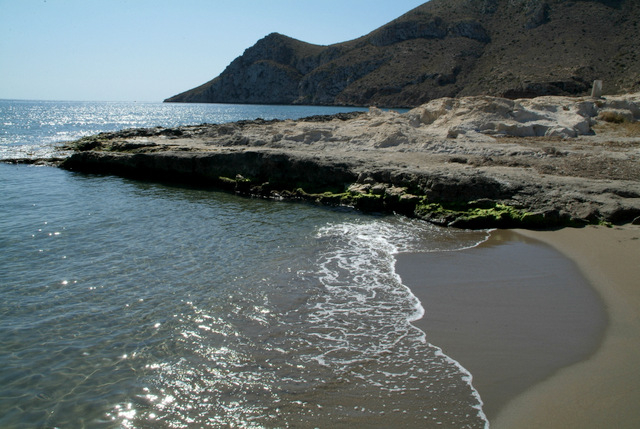 Águilas beaches: Playa de Cope