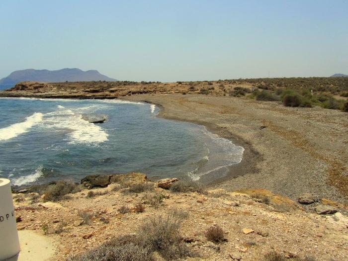 Águilas beaches: Cala de los Abejorros