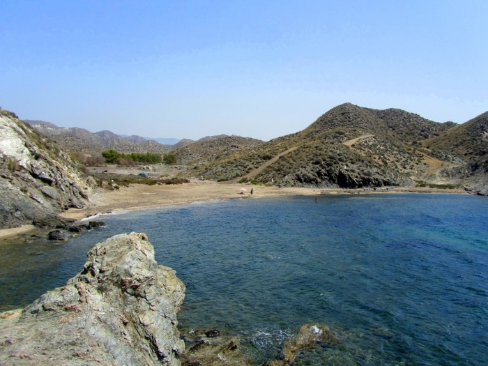 Águilas beaches: Playa del Pino
