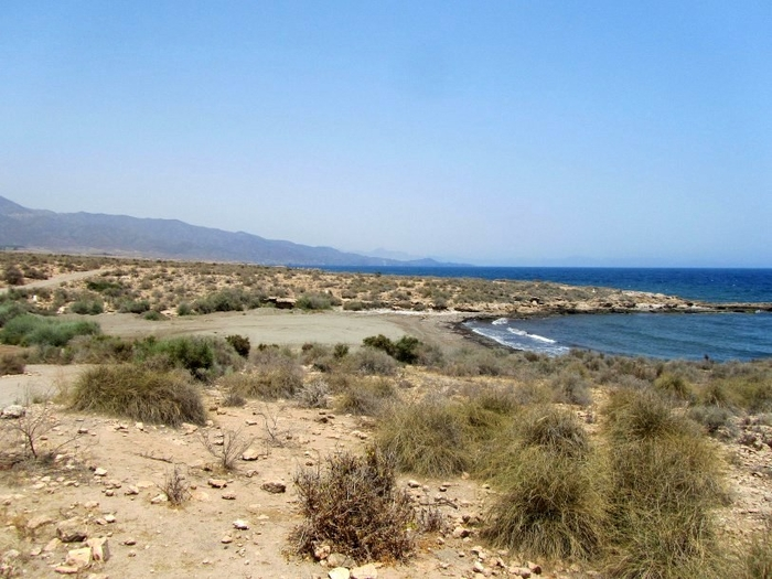 Águilas beaches: Playa del Pocico del Animal