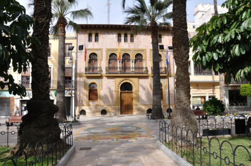 Águilas town hall: Ayuntamiento de Águilas