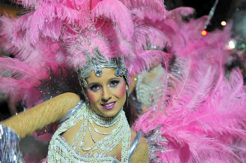 <span style='color:#780948'>ARCHIVED</span> - 18th February to 4th March 2017 Águilas Carnival