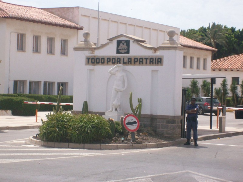 Academia General del Aire, the Spanish air force academy in San Javier