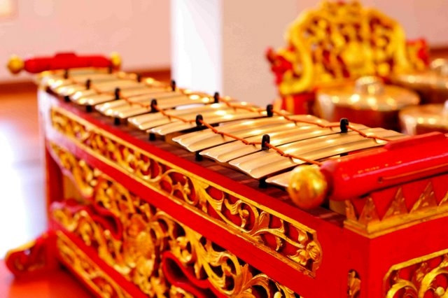Museum of ethnic instruments, the Carlos Blanco Fadol collection, Barranda