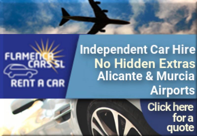 Car Hire San Javier Airport