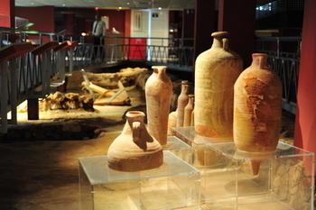 Mazarrón Municipal Archaeological Museum The Roman Salt Fish Factory