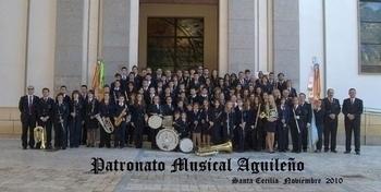 Patronato Musical Aguileño Francisco Díaz Romero
