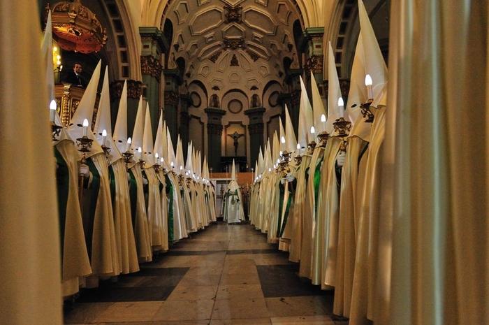 Semana Santa in the Region of Murcia, basic explanation