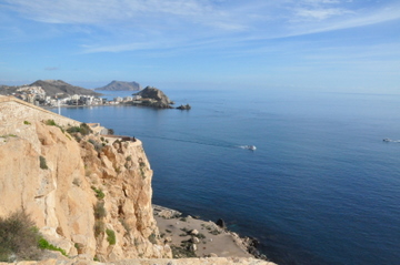 A morning out in Águilas, Aguilas